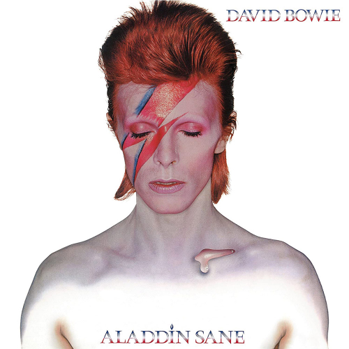 David Bowie. Aladdin Sane (Remastered). CD.