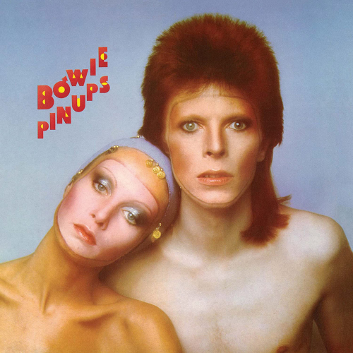 David Bowie. Pinups (Remastered). CD.