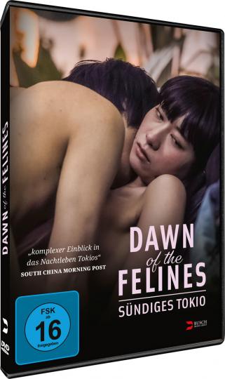 Dawn of the Felines - Sündiges Tokio. DVD.