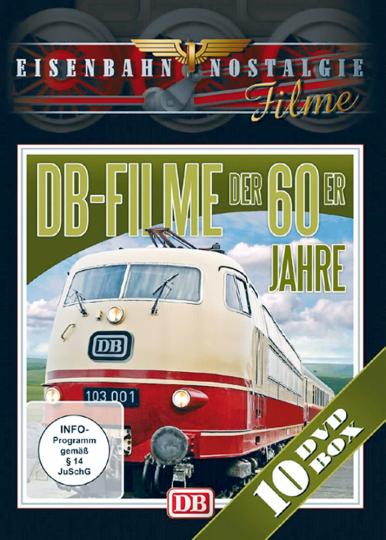 DB Filme der 60er Jahre 10 DVD Box