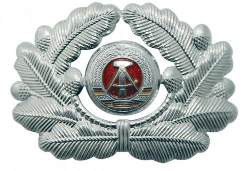 DDR-Mützenkranz für Offiziere