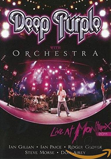 Deep Purple. Live at Montreux 2011. DVD.