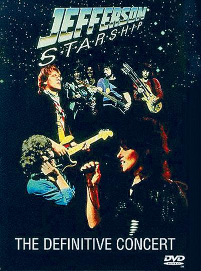 Definitive Concert DVD