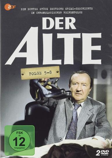 Der Alte (Folge 5-8). 2 DVDs.