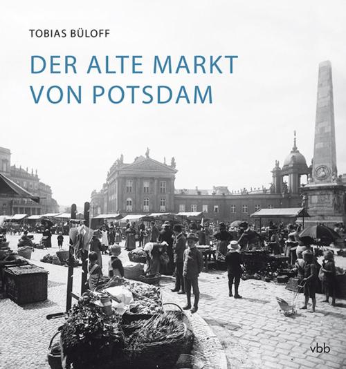 Der Alte Markt von Potsdam.