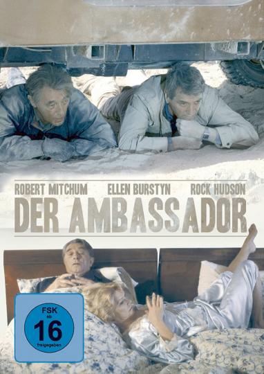 Der Ambassador. DVD.