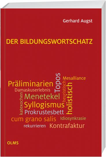 Der Bildungswortschatz.
