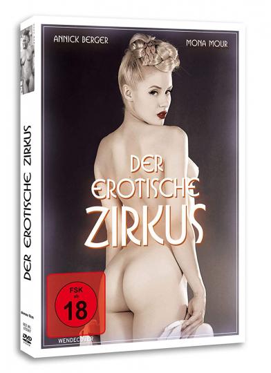 Der erotische Zirkus. DVD