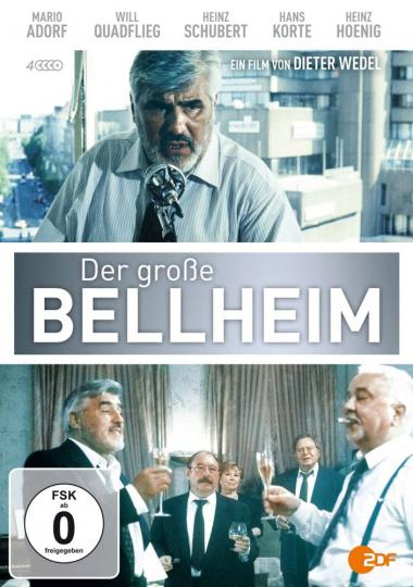 Der große Bellheim. 4 DVDs.