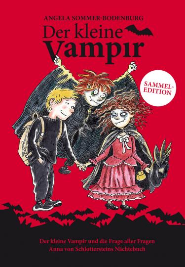 Der kleine Vampir. Doppelband.