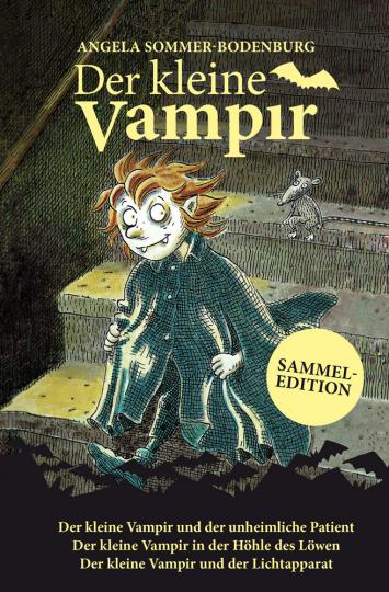 Der kleine Vampir. Dreierband 1.