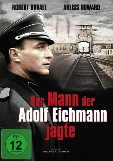 Der Mann, der Adolf Eichmann jagte DVD