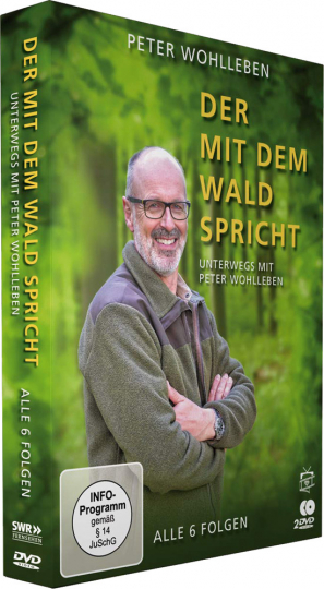 Der mit dem Wald spricht - Unterwegs mit Peter Wohlleben. 2 DVDs.
