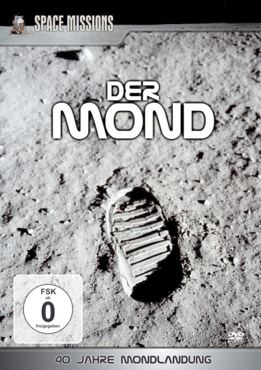 Raumfahrt: Space Mission - Der Mond. DVD,