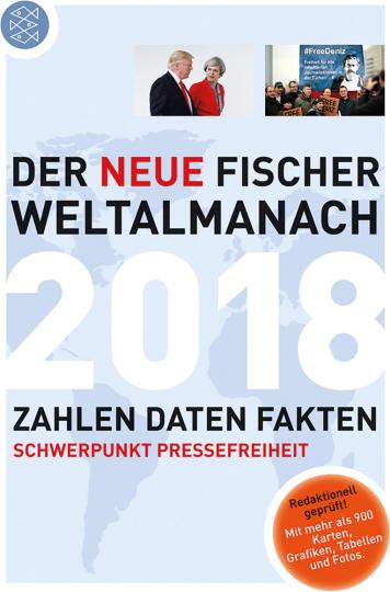 Der neue Fischer Weltalmanach 2018 - Zahlen Daten Fakten