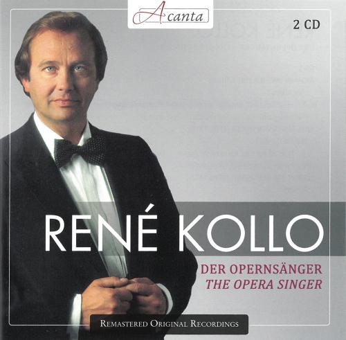 Der Opernsänger 2 CDs