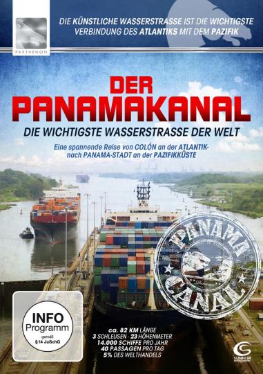 Der Panamakanal DVD