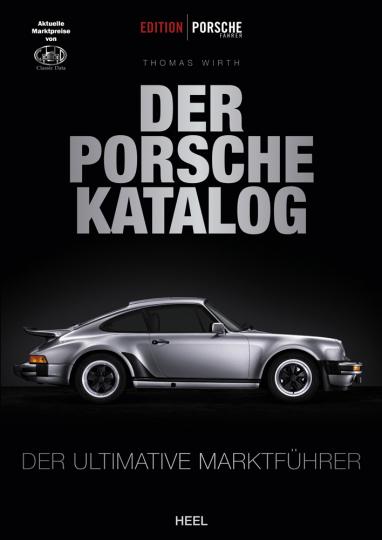 Der Porsche-Katalog. Der ultimative Marktführer.