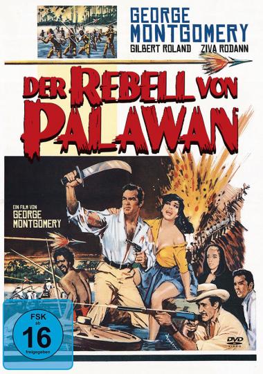 Der Rebell von Palawan DVD