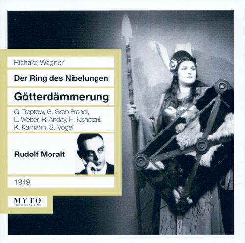 Der Ring des Nibelungen - Götterdämmerung 4 CDs