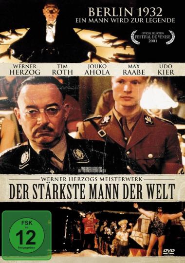 Der stärkste Mann der Welt. DVD.