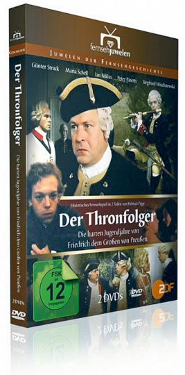 Der Thronfolger. 2 DVDs.