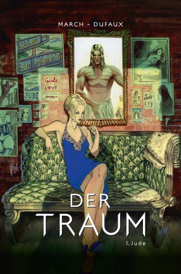 Der Traum. Bd. 1. Jude. Graphic Novel.