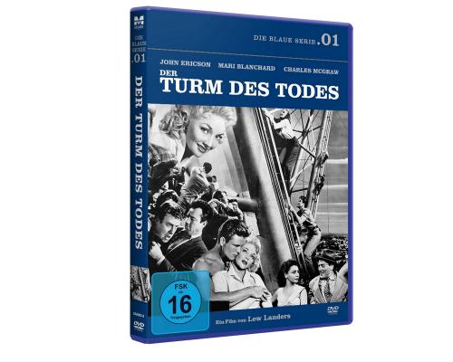 Der Turm des Todes. DVD.