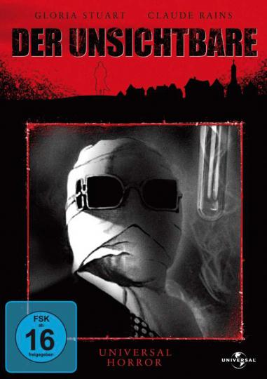 Der Unsichtbare DVD