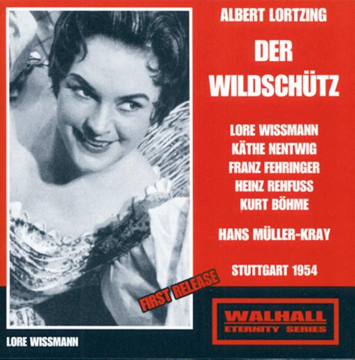 Der Wildschütz 2 CDs