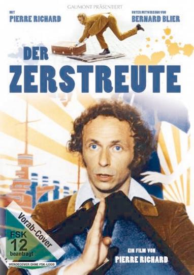 Der Zerstreute DVD
