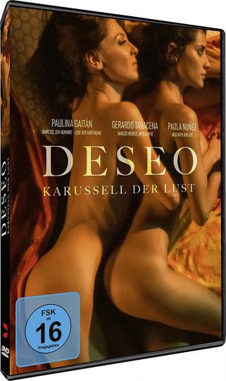 Deseo - Karussel der Lust. DVD.