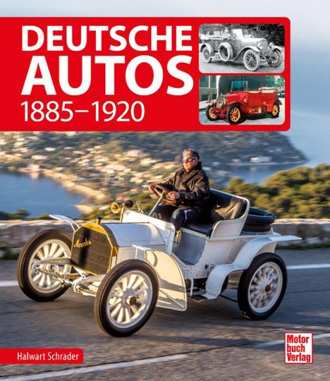 Deutsche Autos. 1885-1920.