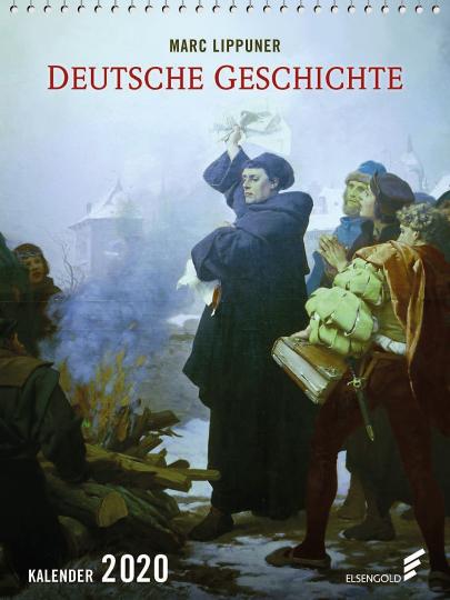 Deutsche Geschichte - Kalender 2020