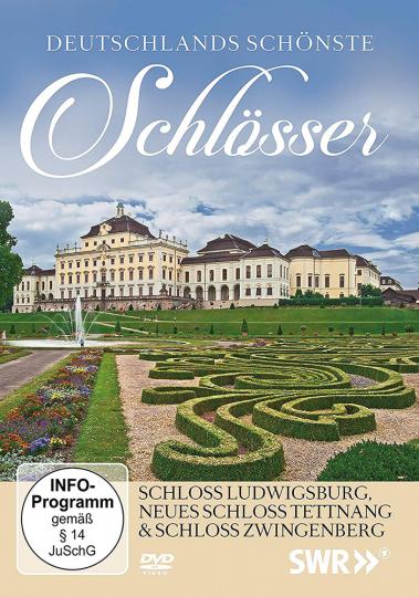 Deutschlands schönste Schlösser DVD