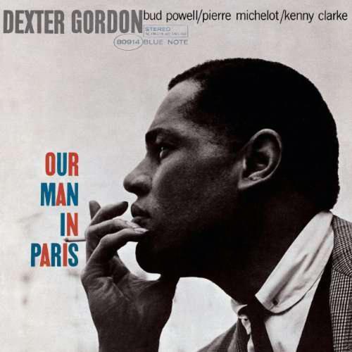 Dexter Gordon. Our Man In Paris (Rudy Van Gelder Remasters). CD.