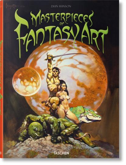 Dian Hanson. Masterpieces of Fantasy Art.