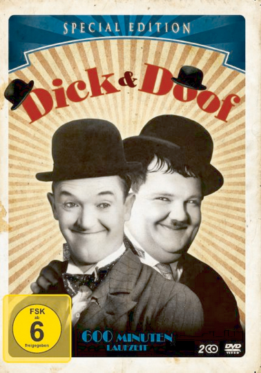 Dick & Doof - Special Retro Edition. 2 DVDs.