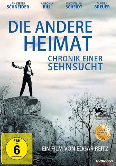 Die andere Heimat. 2 DVDs.