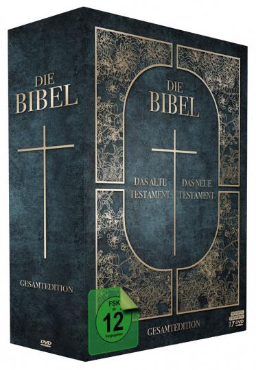 Die Bibel. 17 DVDs.