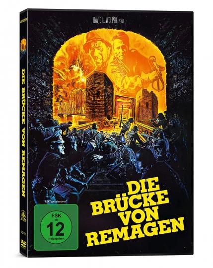 Die Brücke von Remagen. DVD.