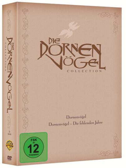 Die Dornenvögel - Komplette Serie. 5 DVDs.