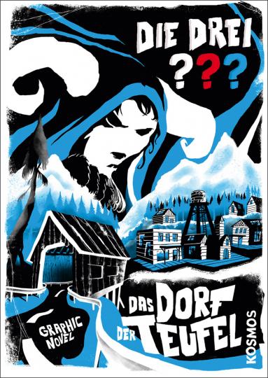 Die drei ??? Das Dorf der Teufel. Graphic Novel.