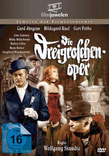 Die Dreigroschenoper (1962). DVD