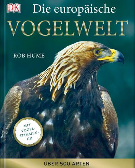 Die europäische Vogelwelt Buch & CD