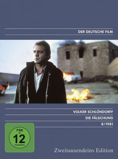 Die Fälschung. DVD.