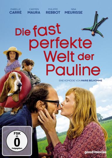 Die fast perfekte Welt der Pauline. DVD.