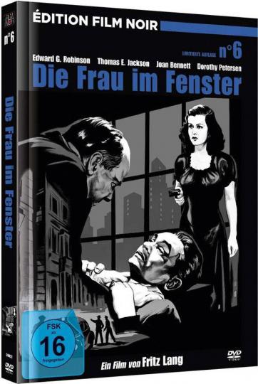 Die Frau im Fenster. Woman in the Window. DVD.