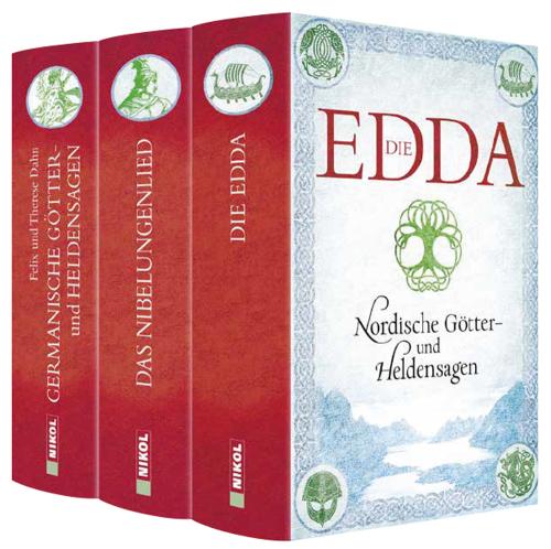 Die geheimnisvolle Welt der Mythologie. 3 Bände.