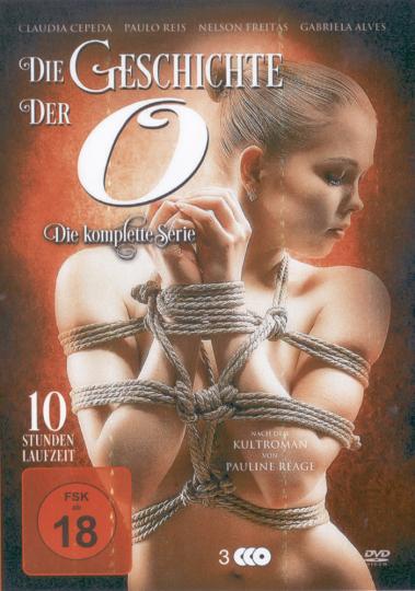 Die Geschichte der O (Komplette Serie). 3 DVDs.